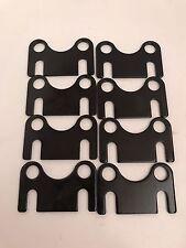 "SBC Chevy Small Block Flat Guide Plate 5/16"" Pushrod - 7/16"" Stud Hole 1 Piece"