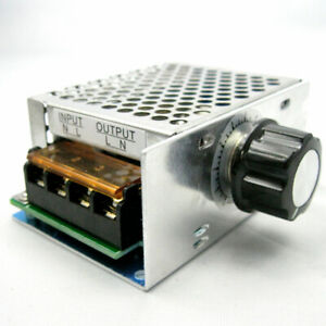 8000W 380V Triac Voltage Regulator Heating pipe temperature adjustment