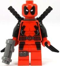 LEGO NEW ORIGINAL DEADPOOL Super Heroes Marvel Dead pool XMen MInifigure Minifig
