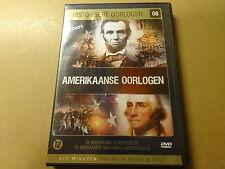 2-DISC DVD / AMERIKAANSE OORLOGEN (HISTORISCHE OORLOGEN 8)