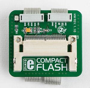MikroElektronika Compact Flash Board