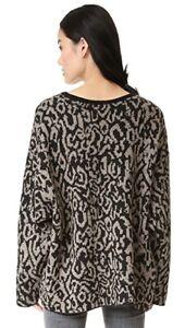 Crewneck Alpakka Medium Sort Iro Blend Sweater Brun Kvinders Bella Designuld 86x4wxPq