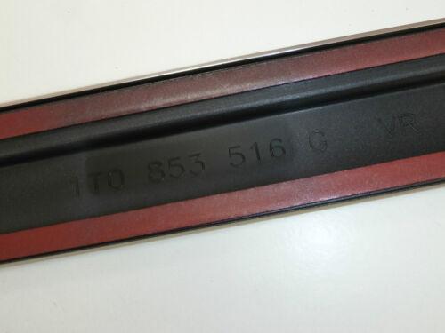 Protección lateral barra VR puerta Touran originales de VW 1t0853516g//1t0 853 516 g lh8z