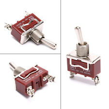 Momentary Toggle Switch On Off Spring Return 2 Pin Latching Switchyj4