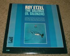 The Silence Il Silenzio Roy Etzel~1965 Big Band Jazz~MONO~FAST SHIPPING!!!