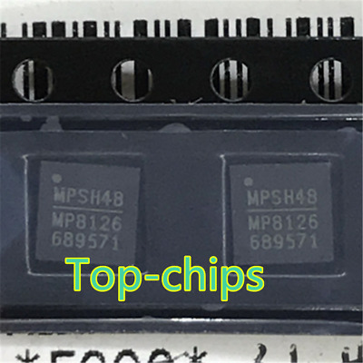 2pcs MPS 8126 MPS8126 MPB126 MP8I26 MPBI26 MP8126 MP8126DR-LF-Z QFN24 IC Chip