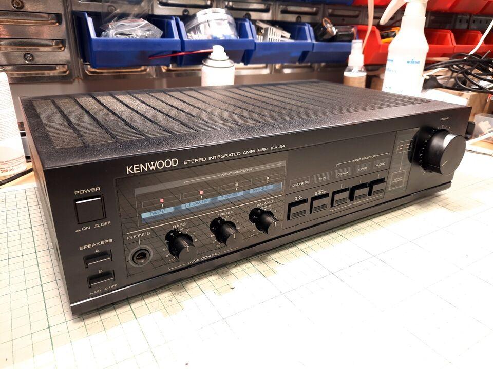 Forstærker, Kenwood, KA-54