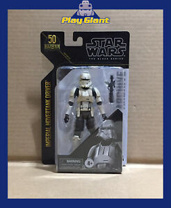 Star Wars Black Series Archive Imperial Hovertank Driver NEW
