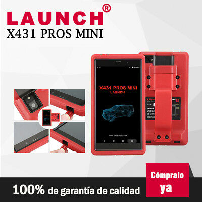 LAUNCH X431 Pros Mini  Auto Herramienta de Diagnóstico Wifi & Bluetooth OBD2