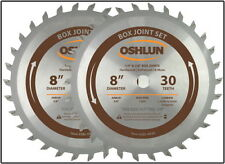 """Oshlun SBJ-0830 8"""" Box & Finger Joint Set"""