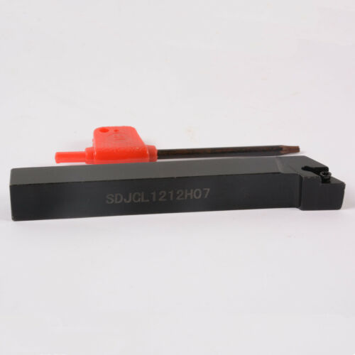 SDJCL1212H07 12 x100mm left hand Turning Tool Holder  FOR DCMT0702**