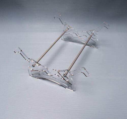 Support pour modèles de 5 mm plexiglas par exemple, bateaux, avions, etc.