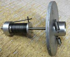 Hammond Organ Generator Flywheel/Coupler w/Springs A100 B2 B3 C2 C3 M2 M3 M100