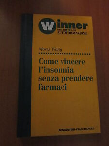 M-WONG-COME-VINCERE-I-INSONNIA-SENZA-PRENDERE-FARMACI-DEAGOSTINI-1989-A9