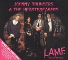 L.A.M.F.: The Lost '77 Tapes [Bonus CD] by Johnny Thunders/Johnny Thunders & the Heartbreakers (CD, Feb-2003, Jungle (Punk U.K.))