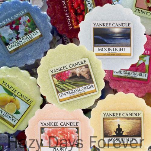 10 X Yankee Candle Wax Tarts Melts U CHOOSE FREE P/&P Mixed Set MIX AND MATCH