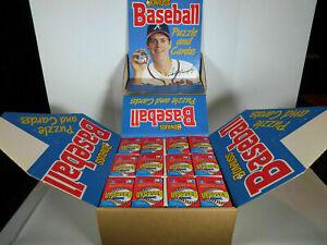 1988 Donruss Baseball Counter Display Factory Case MIB Mint in Box - 216 Packs U