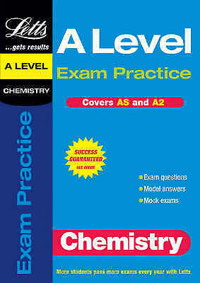 1 of 1 - Chemistry: A-level Exam Practice by John Sadler, Rob Ritchie (Paperback, 2001)
