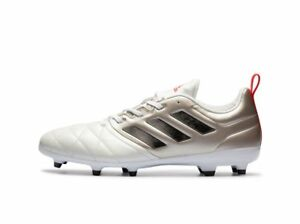 BRAND NEW ADIDAS ACE 17.3 FG W WOMENS SOCCER SHOES SIZE 10 SILVER ... b8e7294d01