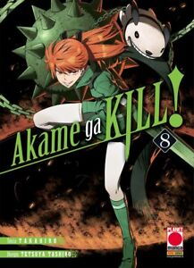 Akame-Ga-Kill-N-8-Ristampa-Planet-Manga-ITALIANO-NUOVO-NSF3