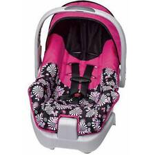 Evenflo Nurture Infant Car Seat, Pink