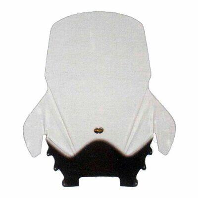 Attacchi 22631 per Honda Silver Wing 600 Schermo Parabrezza Trasparente Faco