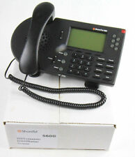 ShoreTel 560G Black IP Gigabit Phone - Bulk