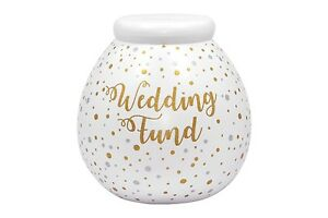Image Is Loading Pot Of Dreams Giant Wedding Fund Money