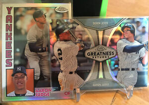 2019-Topps-Chrome-PRIZM-REFRACTORS-INSERTS-U-PICK-FROM-LIST-Complete-your-Set