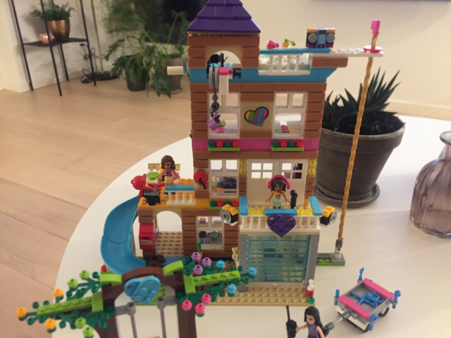 Lego Friends, Fun House, Flot fun House fra Lego friends -…