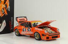 1976 Porsche 934 RSR # GT 53 Jägermeister Nürburgring 1:18 Schuco Diecast