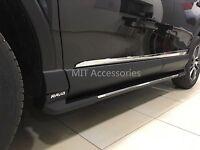 Toyota Rav-4 Rav4 2016-on Facelift Outside Running Boards Side Step