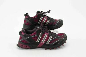 Autocomplacencia Visible auxiliar  Adidas Women Shoe Kanadia TR3 Size 6M Athletic Running Sneaker Pre Owned yq