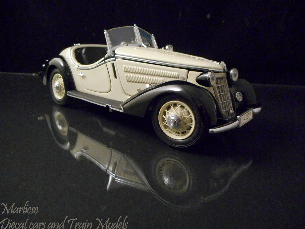 bienvenido a comprar Scary escaso CMC 1:24 1:24 1:24 M-028 Vagabundo 1936 W 25 K Roadster  Los mejores precios y los estilos más frescos.