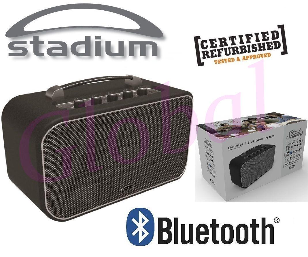 Details about Stadium Studio BGA50B Acoustic Guitar Amp w/ Bluetooth  Karaoke Amplifier *RFB