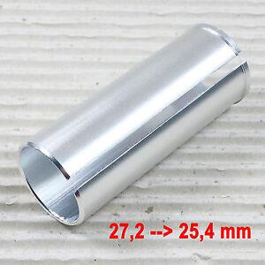 Humpert Kalibrierbuchse für Sattelstütze Stütze Ø 25,4mm Rohr Ø 26,4mm 80mm