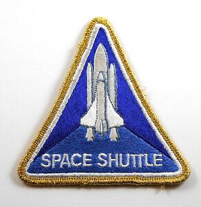 Vintage-AB-Emblem-Space-Shuttle-Patch-NASA-USA-Mint