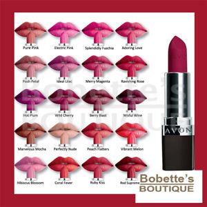 Rouge A Levres Avon True Colour Perfectly Matte Couleur Intense Tenue Parfaite Ebay