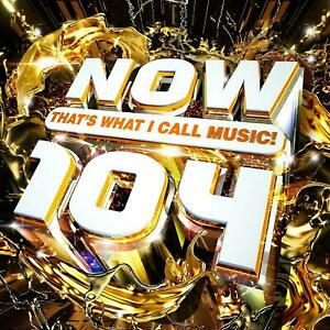 NOW-That-039-s-What-I-Call-Music-104-CD-2019-Various-Artists-New-amp-Sealed-UK