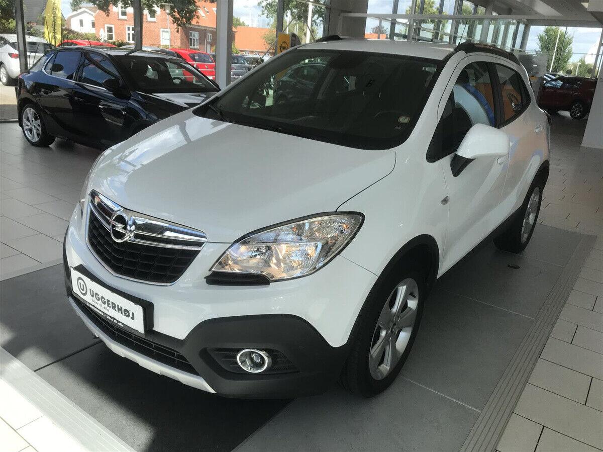 Opel Mokka 1,7 CDTi 130 Enjoy eco 5d - 134.000 kr.
