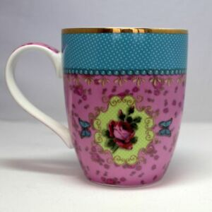 Goebel-Tasse-Sweet-Rose-Kaffeetasse-Henkelbecher-Teetasse-Kaffeebecher-Vintage