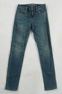 American-Eagle-Womens-Super-Stretch-Medium-Wash-Hi-Rise-Skinny-Jegging-Jeans-4
