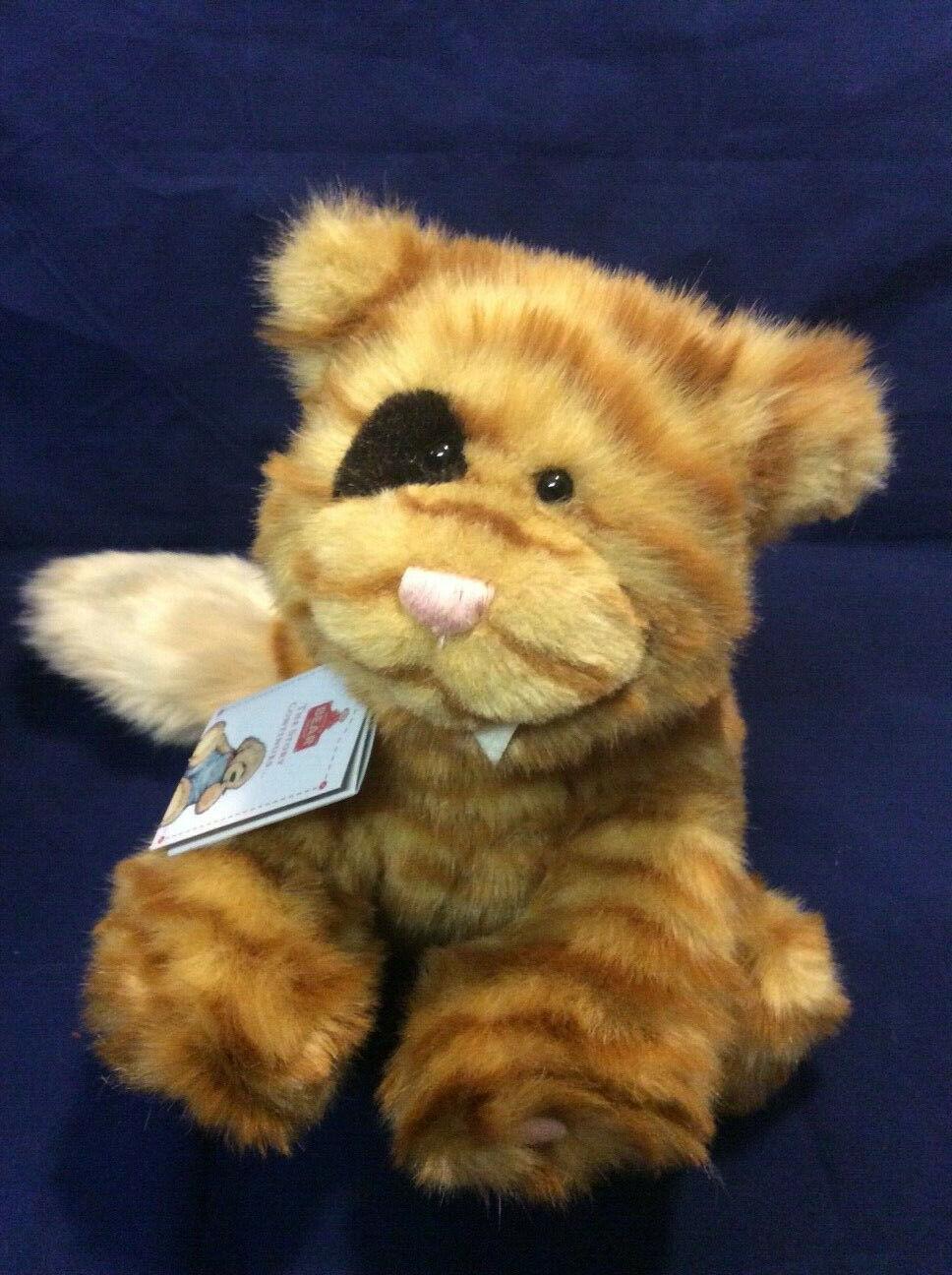Charlie Bears Alices Bear Shop Captain Cat