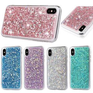 Slim-Etui-en-Silicone-Souple-Paillette-Housse-Coque-Antichoc-Pour-iPhone-Samsung