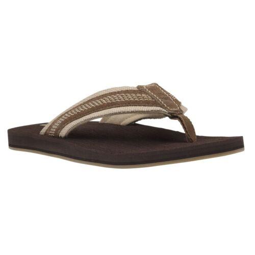 Sandalias con flecos marrones hombre flop Timberland Sandalias para flip 9812a Hq41RcTwTa