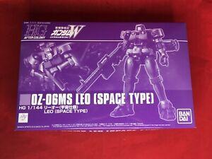 BANDAI-HG-1-144-Leo-Space-Type-Mobile-Suit-Gundam-W-Japan-import