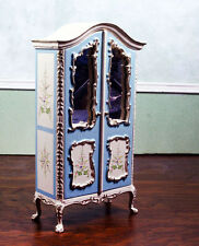 Miniature Dollhouse Furniture By JIAYI Belmont Nursery Armoire 1/12 1:12 Scale