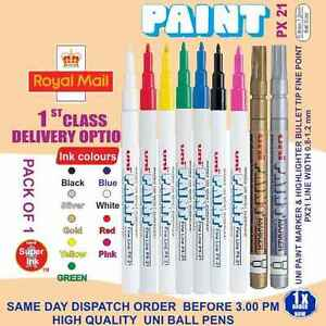 PX-21 Paint Marker 0.8-1.2mm Fine Oil Based