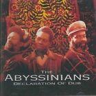 Declaration of Dub 0011661768024 by Abyssinians CD