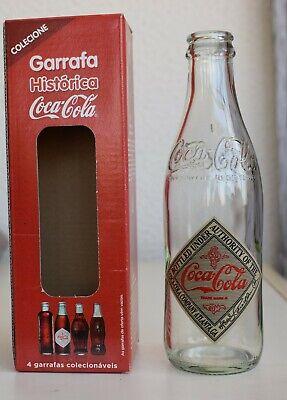 Coca Cola bottle Commemorative 125years Replica Samuelson-New collection